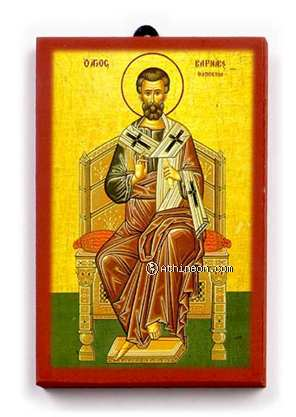 Agios_Barnabas_Enthonos_PrototypeWoodenIcon__photo